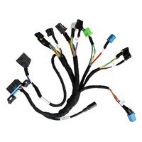 BENZ EIS /ESL Cable +7G +ISM +Dashboard Connector MOE001 Full Set BENZ Cable Work with VDI MB BGA Tool