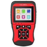 NEW Generation KOLSOL KS501 OBDII &EOBD Scan Tool for Universal Vehicles Automotive Scanner Tool