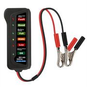 TIROL T16897 12V LED Battery /Alternator Tester com SEIS luzes LED Display Indica Condição