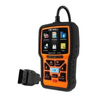 Foxwell NT301 CAN OBDII /EOBD Code Reader Support Multi -Languagens