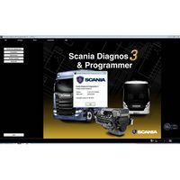 Scania Diagnos &Programmer 3 2.43 Scania SDP3 V2.43 SEM Dongle