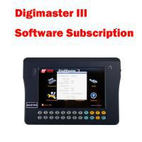 YANHUA Digimaster 3 Correction Tool Software Subscription till 2017.5